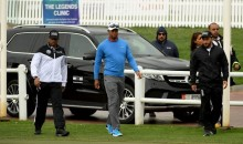 Tiger Woods' Comeback Hits Snag as He Pulls Out of Dubai Tourney with Back Spasms