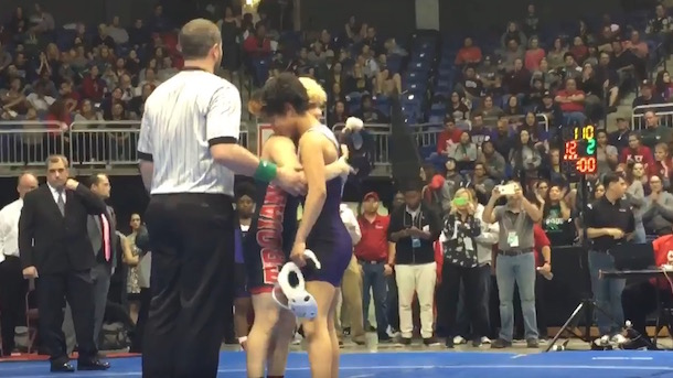 transgender boy mack beggs wins texas high school girls wrestling title
