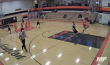This One-Armed 8th Grader Has Been Dunking Throughout the Season (Video)