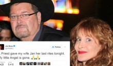WWE Legend Jim Ross Confirms That His Wife Has Passed Away After Car Accident