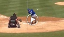 Tim Tebow Got Two Hits in One Game, Which Is Probably Some Kind of Record (Video)