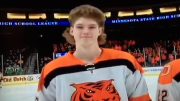 2017 All Hockey Hair Team