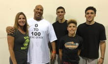 Report: LaVar Ball Won't Let His Kids See Their Sick Mother in Hospital: Bad For 'Media Attention' and 'Brand Sales'