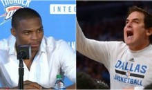 Mark Cuban Says Westbrook Doesn't Belong Anywhere in The MVP Conversation