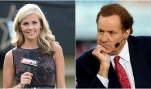 REPORT: Sam Ponder To Replace Chris Berman On 'Sunday NFL Countdown' (PICS)