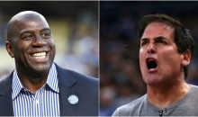 Mark Cuban Hopes Magic Johnson, Pelinka 'Fail Miserably' Trying to Rebuild Lakers Franchise