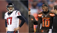 Report: Browns Likely to Release RG3, Trade Osweiler & Draft a QB