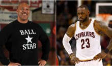 "LeBron on LaVar Ball: ""This is Dad To Dad. Keep My Kids Name Out of Your Mouth"""