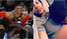 Russell Westbrook Announces on Social Media He's About to Be a Daddy