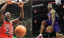 Vince Carter Says He Would've Beaten Michael Jordan In A Dunk Contest