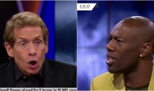 Skip Bayless Tells T.O. To His Face How Divisive & Disruptive He Was During His Career (VIDEO)