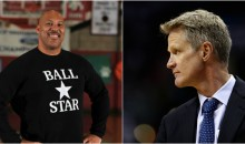 Steve Kerr on LaVar Ball's Bragging: 'I Don't Think It's Helping His Kids'