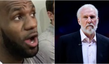 LeBron on Being Criticized For Resting: 'Popovich Has Been Doing it For Years' (VIDEO)