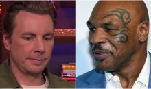 Dax Shepard Reveals Mike Tyson Once Threatened Him At an NBA All-Star Game For Touching Him (VIDEO)