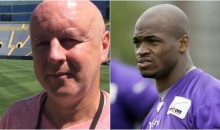 Packers Columnist Believes Adrian Peterson Beat His Son Because of Slavery