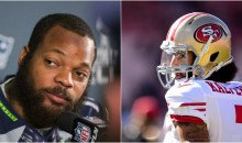 Michael Bennett: 'Trash QB's Are Being Signed. Of Course Kaepernick is Being Blackballed' (VIDEO)