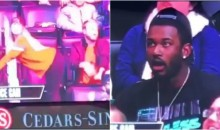 Chick Twerks On The Dance Cam & This Guy Has a PRICELESS Reaction (VIDEO)