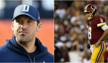 REPORT: Redskins Discussed Trading For Romo, Sending Cousins To 49ers In 3-Way Trade