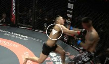 MMA Fighters Knock Each Other Out at The Same Time (VIDEO)