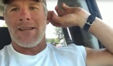 Brett Favre Confident He Could Still Make NFL-Level Throws at 47, But Doesn't Want To Get Hit (VIDEO)