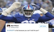 Jason Pierre-Paul Gets HILARIOUSLY TROLLED By Twitter After Shooting Down Rumor (TWEETS)