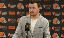 Johnny Manziel's Comeback Is Sounding More and More Real Every Day (Tweets)
