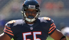Retired NFL Player Lance Briggs Says He's Battling CTE