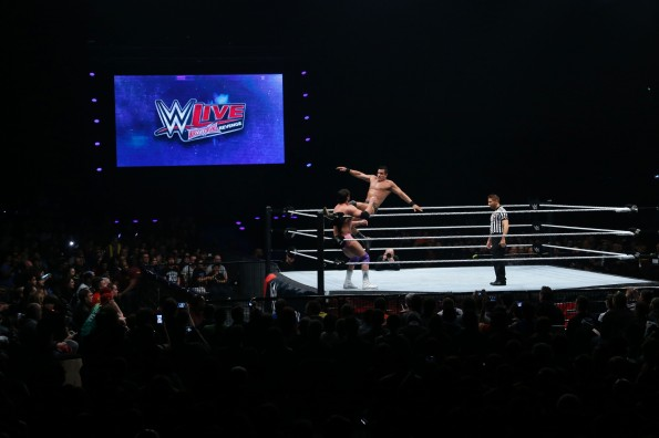WRESTLING-FRA-US-ENTERTAINMENT-WWE