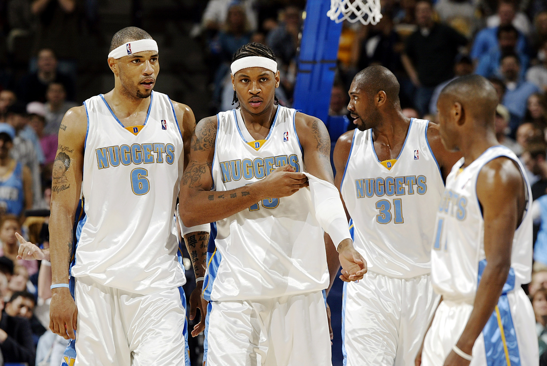 Kenyon Martin Reveals Details of Insane NBA Practice Fights Nene