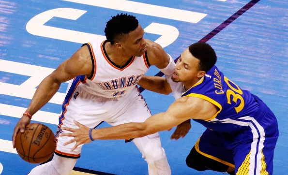 Golden State Warriors v Oklahoma City Thunder - Game Four
