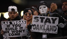 Cowboys Owner Jerry Jones Says Raiders Move to Las Vegas 'Is All But Official'