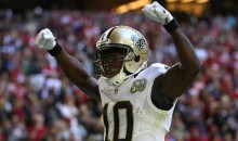 BREAKING: Patriots Acquiring Brandin Cooks From Saints