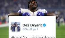 Dez Bryant Destroys Fan on Twitter Who Questioned His Health & Said He Should Be Cut (TWEETS)