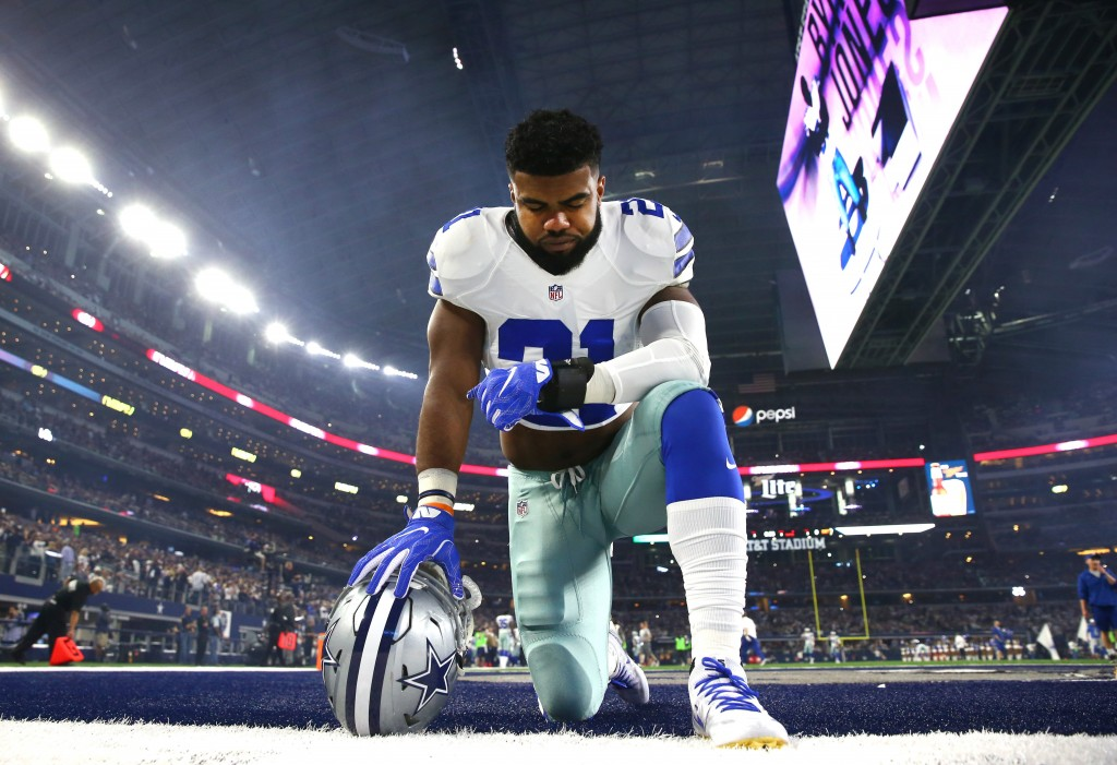 official photos 47b80 60e6e REPORT: Ezekiel Elliott May Miss First Six Weeks of Season ...