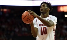 Wisconsin's Nigel Hayes Not Happy To Be In NYC: 'It's Dirty, Trash Everywhere'