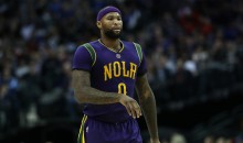 DeMarcus Cousins Fined $50K For Telling Lakers Fan to 'Suck a D*ck' & Jazz Fan to Sit His 'Fat Ass Down'