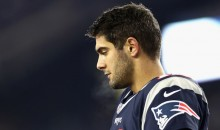 BREAKING: Patriots Trade QB Jimmy Garoppolo To 49ers