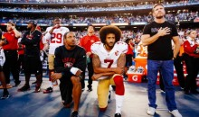 Some NFL Teams Now Blaming Kaepernick's Being a Vegan on Why He Doesn't Have a Job
