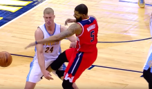 Wizards' Markieff Morris Fined $25K For Kicking Mason Plumlee In The Nuts