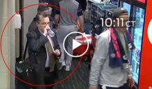 New Video Surveillance Captures How Tom Brady's Jersey Thief Got Into Locker Room and Escaped (Video)