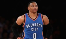 Russell Westbrook Ties Oscar Robertson's Record With 41st Triple-Double (VIDEO)