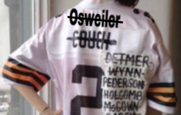 Osweiler Cut Browns