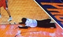 Phoenix Suns Gorilla Dives Onto Court During Play, Confusing Everyone (Video)