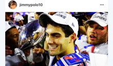 Jimmy Garoppolo Says 'Peace Out' to Boston on Instagram: Was He Hacked? (Pic)