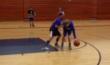 Kid DESTROYS Teacher's Ankles With a KILLER Crossover (Video)