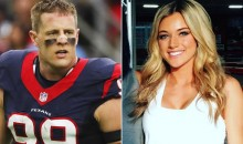RUMOR: J.J. Watt Got Engaged to Girlfriend Kealia Ohai