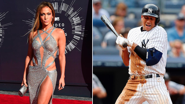 a-rod dating j-lo