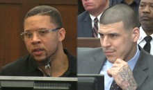 Aaron Hernandez's Former Friend Says He Planned to Kill Him After Aaron Shot Him in The Face