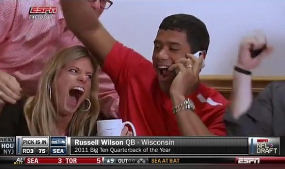 Russell Wilson S Ex Wife Ashton Co Signs Racist Instagram