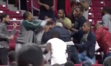 Brawl Breaks Out At Philly Celebrity Basketball Game (Video)